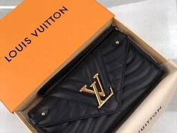 Реплика люкс 1:1 мировых брендовых сумок, ремней, обуви - фото 1