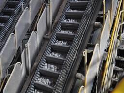 rubber conveyor sidewall belt