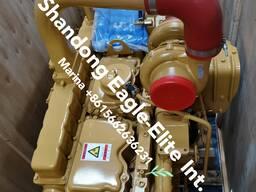 Shantui SD32 двигатель в сборе NTA855-C360S10 Cummins