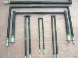 Sic heaters sic heating element