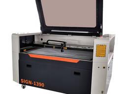SIGN-1390 Популярный лазерный гравер и резак