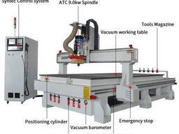 SIGN-1530 ATC фрезерный станок с системой управления Syntec