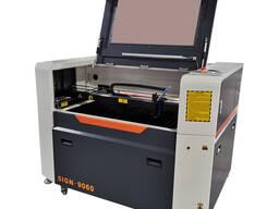 SIGN-9060 Лазерный станок с ЧПУ для гравировки и резки