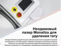 Sincoheren Лазер Монализа для удаления тату, татуажа и карбонового пилинга