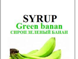 Сироп syrup Jolly Jocker green banana зелуный банан