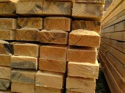 Сonstruction timber (sawn timber) 38 × 88 × 2985/3985 mm