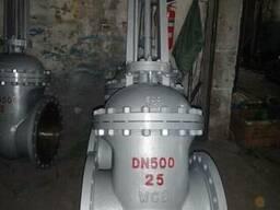 Стальные задвижки 30с64нж Ру25 Ду500, Китай