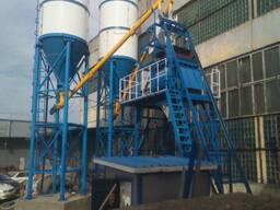 Станционарный бетонный завод / HZS35