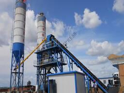 Станционарный бетонный завод / HZS90