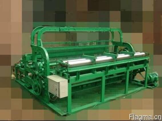 Станок для производства сетка тканая