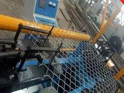 Станок для производства сетки рабицы в Китае