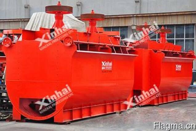 Стержневая флотационная машина серии XJB