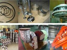 Судовое снабжение: Запасные части для судовых дизельных двиг
