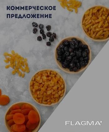 Сухофрукты Узбекистан под заказ