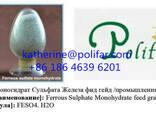 Сульфат Железа для кормовой промышленности - фото 1