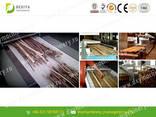 СВЧ установки для сушки бамбуков и древесин - photo 1