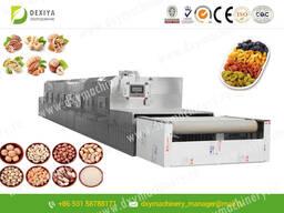СВЧ установки для сушки и стерилизации ягод и орехов