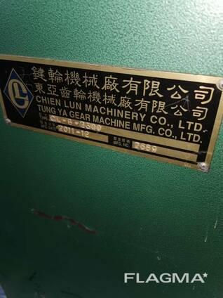 Taiwan ikaung raising machine,2011 год.