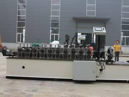 Станок для производства профиля гипсокартона в КНР