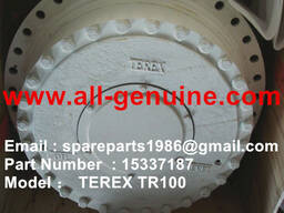 TEREX TR100 15337187 planetary assy
