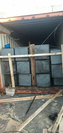 Tianjin port container loading, warehouse, customs clear