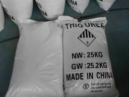 Тиомочевина из Китая