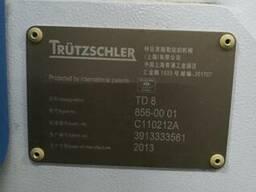 Trutzshler 13 года Оборудование - photo 7