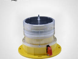 TY10S Solar Powered Low Intensity Obstruction Light