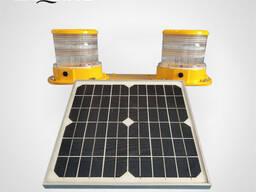 TY2KD Solar Powered Medium Intensity Obstruction Light