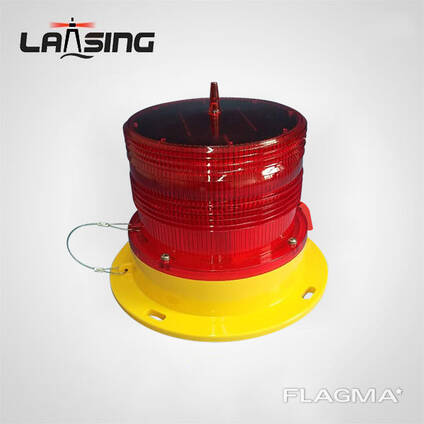 TY32S Solar Powered Low Intensity Obstruction Light