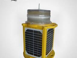 TYI32 Solar LED Aviation Obstruction Light