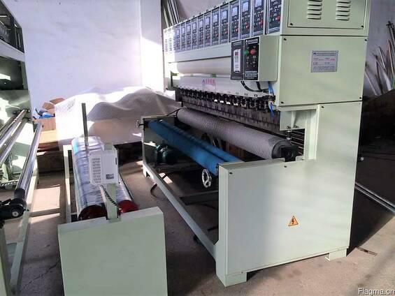 Ультрастеп - ультразвуковая машина для стежки мод ML2300.