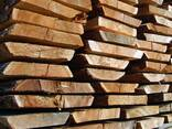 Unedged oak lumber - photo 1