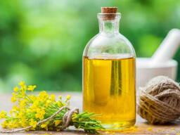 Unrefined oil: rapeseed, soybean, sunflower, walnut, linseed, hemp, sesame,