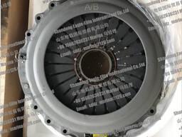 HOWO Ведущий диск сцепления (карзина) AZ9725160100. P