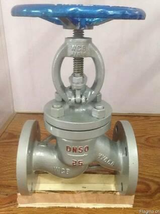 Вентиль стальной фланцевый 15с18нж Ру25 Ду50 в Китае цена