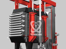 Вертикальный автоматический фильтр-пресс серии HVPF