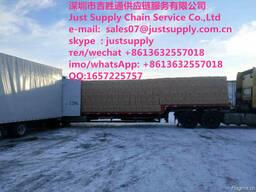 Контейнерные перевозки из Китая через Хоргос в Казахстан Тад