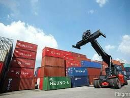 Выгодная цена за перевозку из Китая в Тадижикистан cборных т