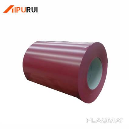Высококачественный стальной рулон с полимерным покрытием Aip