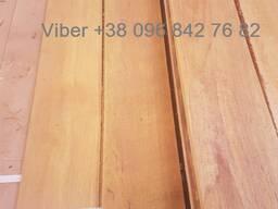 We sell sawn timber, edged planks Aspen, Alder