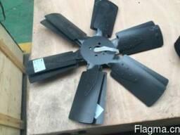 XCMG GR215 Вентилятор двигателя 6CTA-8. 3 запчастиXCMG