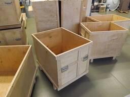 Ящики из фанеры для всех видов транспортировки