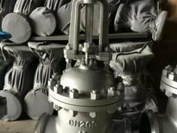 Задвижка стальная приварная 30с41нж Ру16 Ду200, купить в Кит