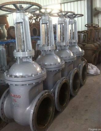 Задвижки стальные 30с41нж Ру16 Ду450 дешево в Китае