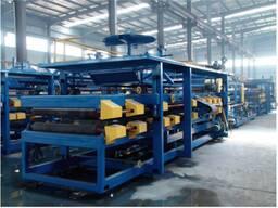 Завод для станок по производству сэндвич-панелей в Китае