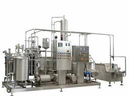 Завод (линия) по производству сыра