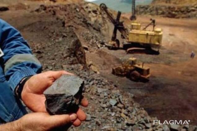 Железная руда из Казахстана
