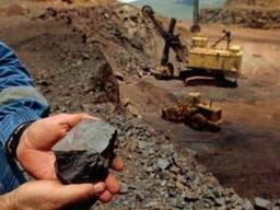 Железная руда на CIF