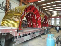 Зубчатый Венец колесо коронка шаровой мельницы запчасти